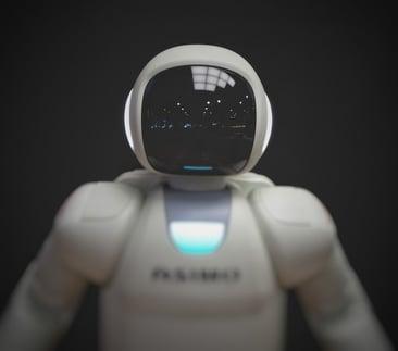 Asimo, the famous robot