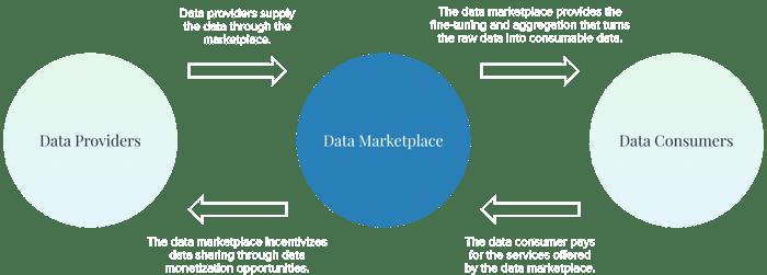 Data marketplace explanation