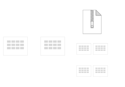 typical ETL workflow – consecutive, time-consuming, and messy